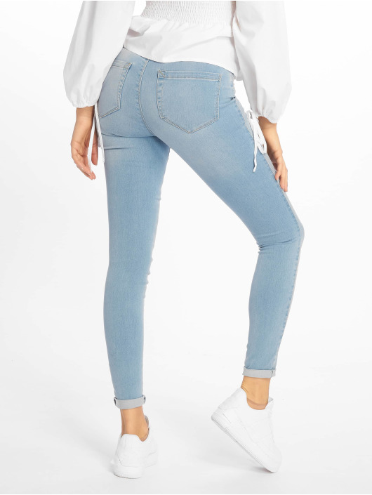 Only Skinny Jeans onlRoyal Noos High Waist blue