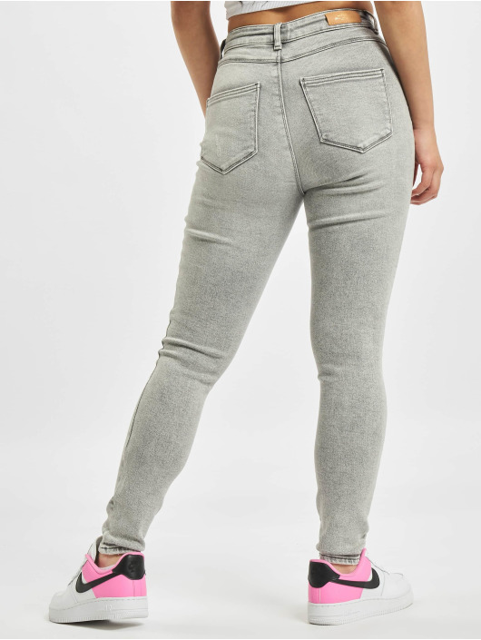Only Skinny Jeans onlMila High Waist Ankle BB Bj755 gray