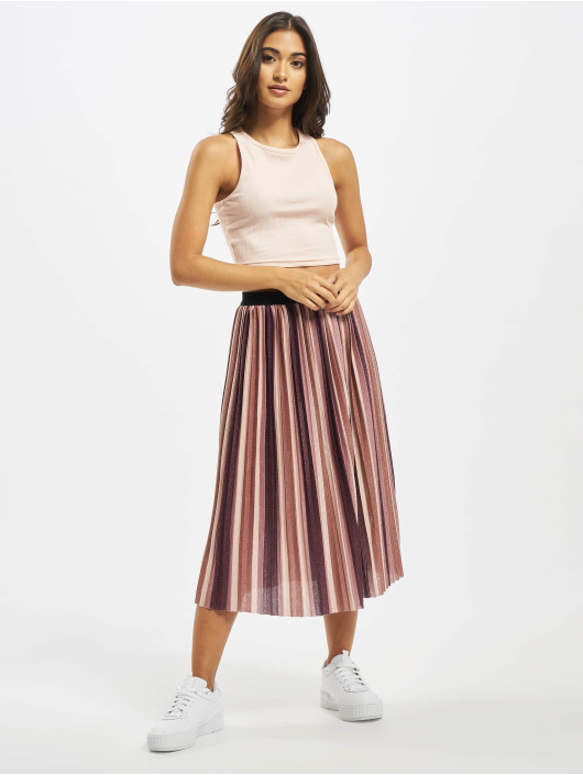 Only Skirt onlNew Sway Stripe purple