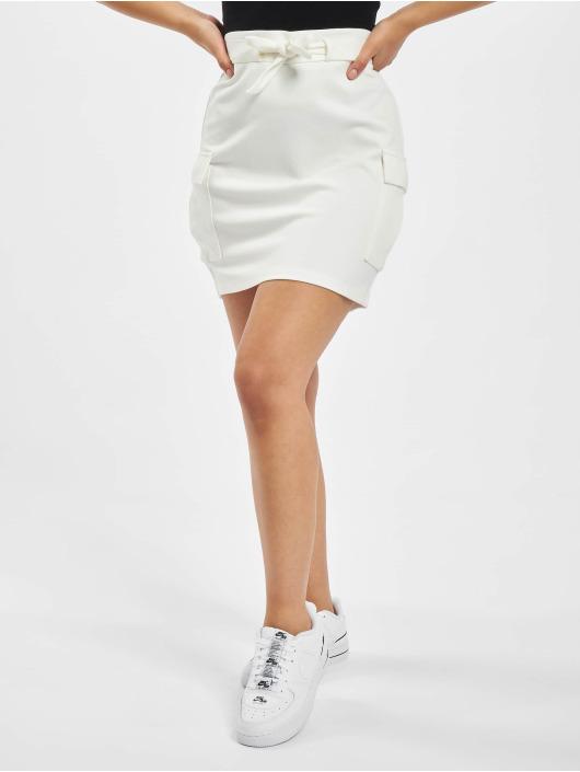 Only Skirt onlPoptrash white