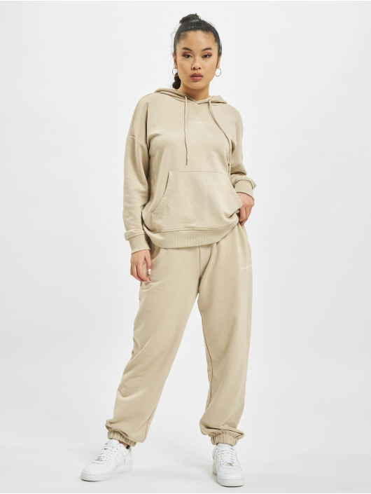 Only Sweat Pant Onldaimi Life brown