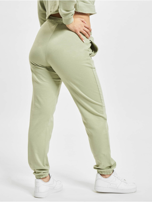 Only Sweat Pant onlZoey Life Slim green
