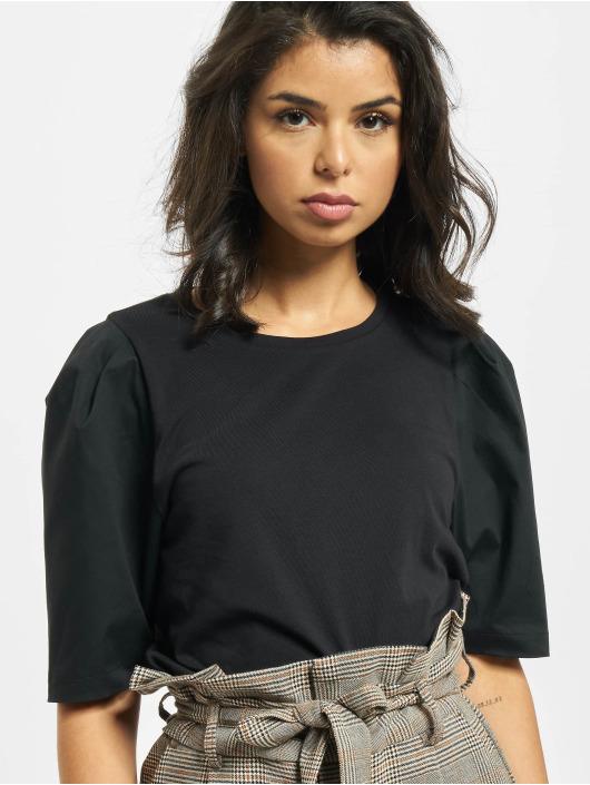 Only T-Shirt onlMinna 2/4 Mix Jersey black