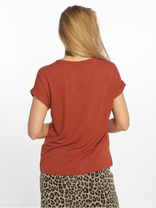 Only T-Shirt onlMoster brown