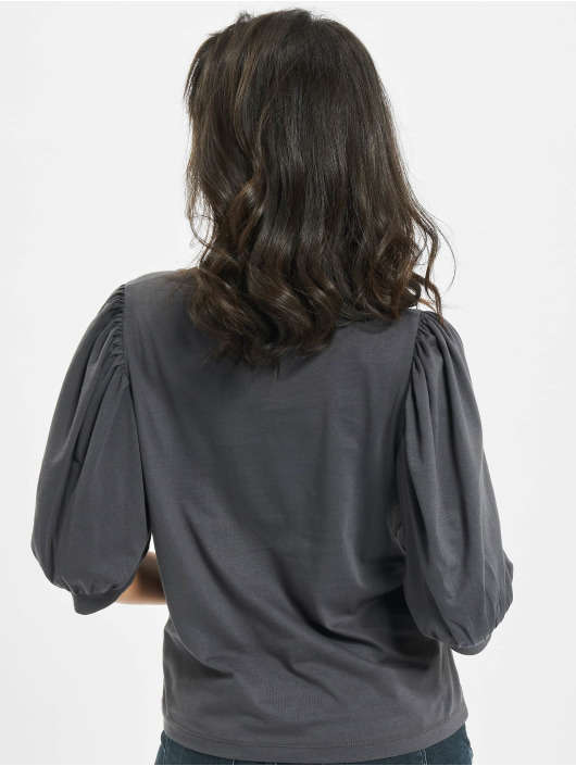 Only Top onlSasha 2/4 Puff Jersey black