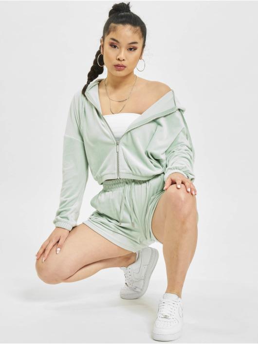 Only Zip Hoodie onlLaya green