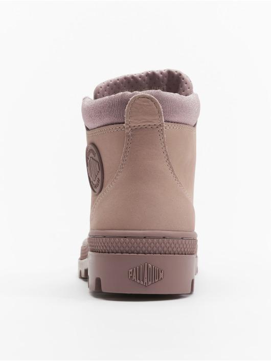 Palladium Boots Pallabosse Lo Cuff rose