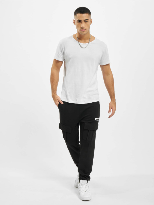 PEGADOR Cargo pants Berno Front Pocket black