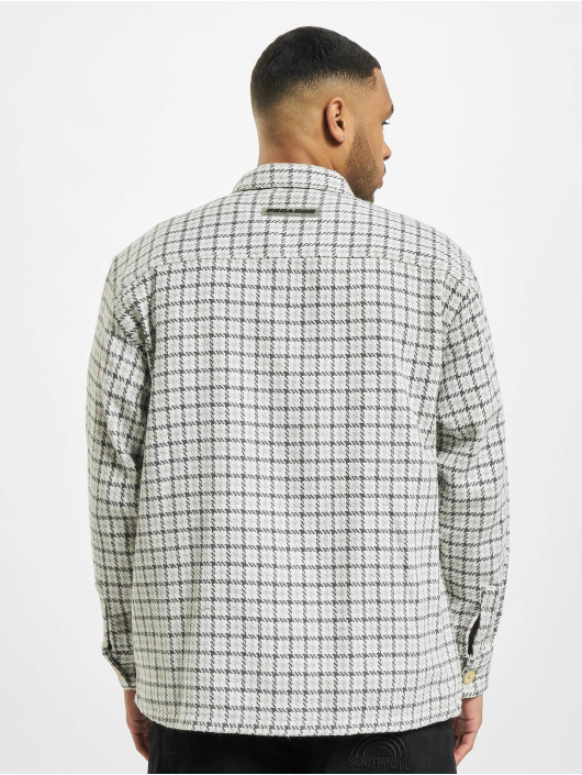 PEGADOR Shirt Flato Heavy Flannel gray