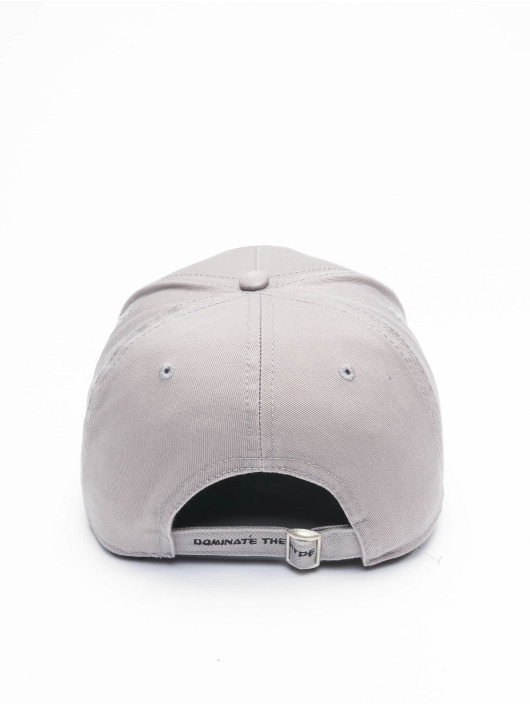 PEGADOR Snapback Cap Reo Destroyed gray