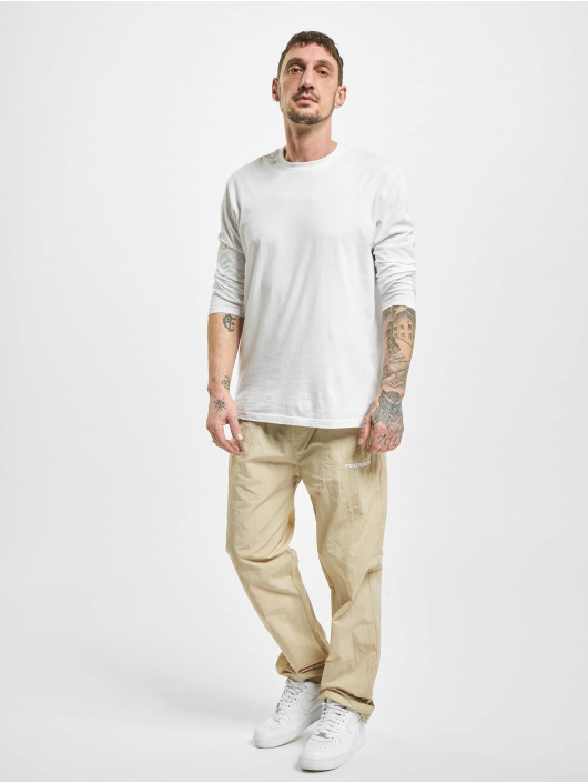 PEGADOR Sweat Pant Shadow Wide beige