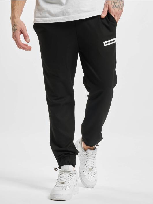 PEGADOR Sweat Pant Palma Rubber black