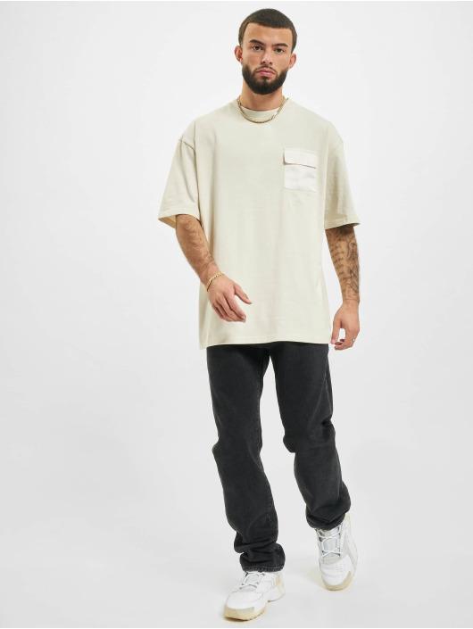 PEGADOR T-Shirt Ghosttown Utility beige