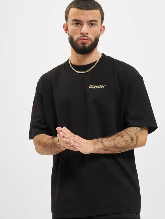 PEGADOR T-Shirt Nts Oversized black