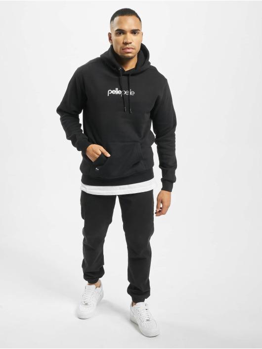 Pelle Pelle Hoodie Core-Porate black