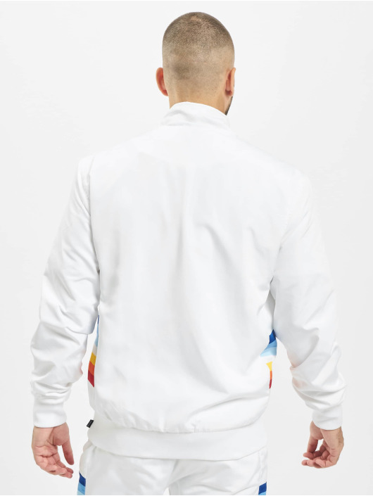 Pelle Pelle Lightweight Jacket Colorblind white