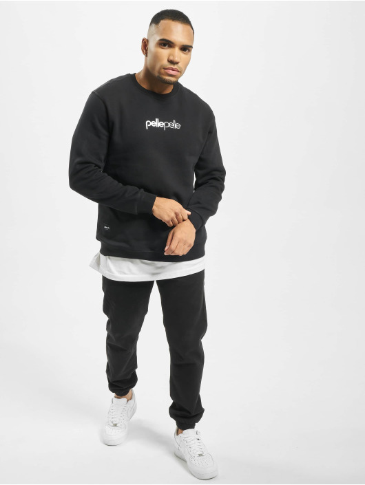 Pelle Pelle Pullover Core-Porate black