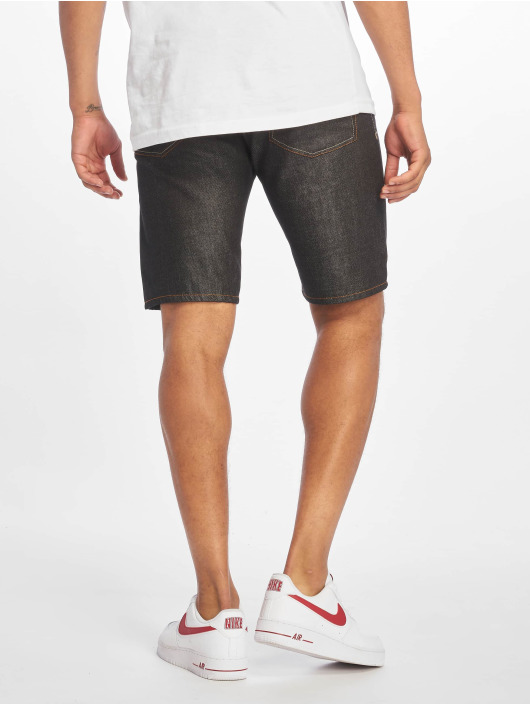 Pelle Pelle Short Buster Loose Denim black