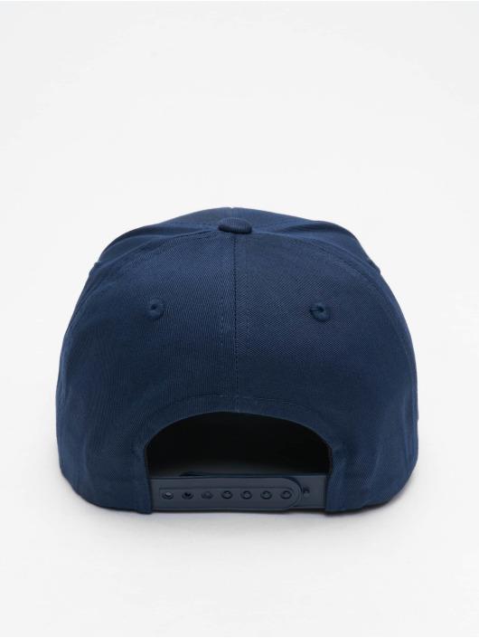 Pelle Pelle Snapback Cap Core Label Curved blue