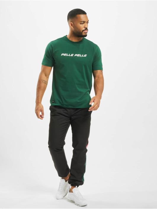 Pelle Pelle T-Shirt On Your Marks green