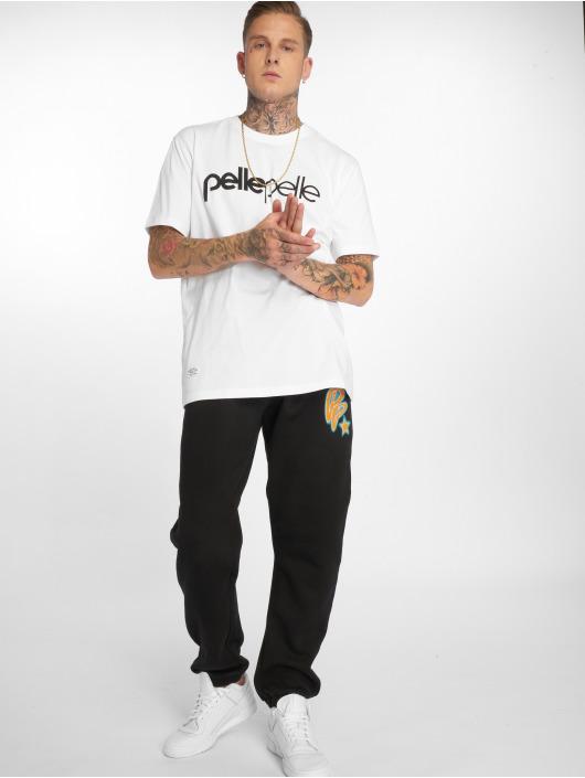 Pelle Pelle T-Shirt Back 2 The Basics white