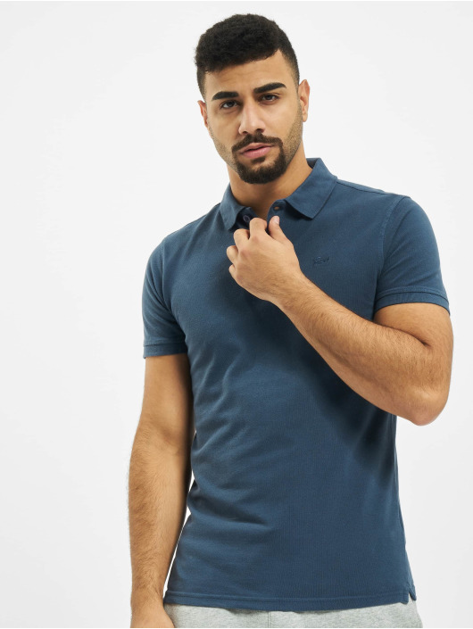 Petrol Industries Poloshirt Polo blue