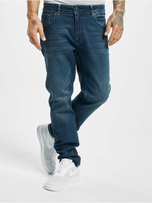 Petrol Industries Slim Fit Jeans Tapered blue