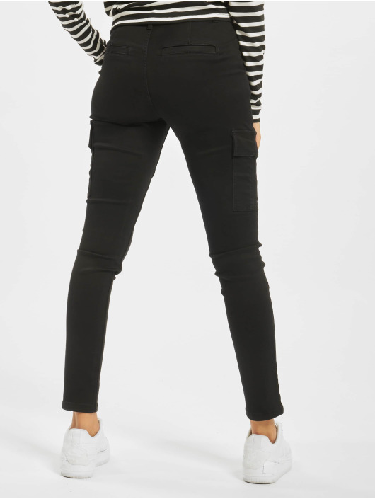 Pieces Cargo pants pcJannica black