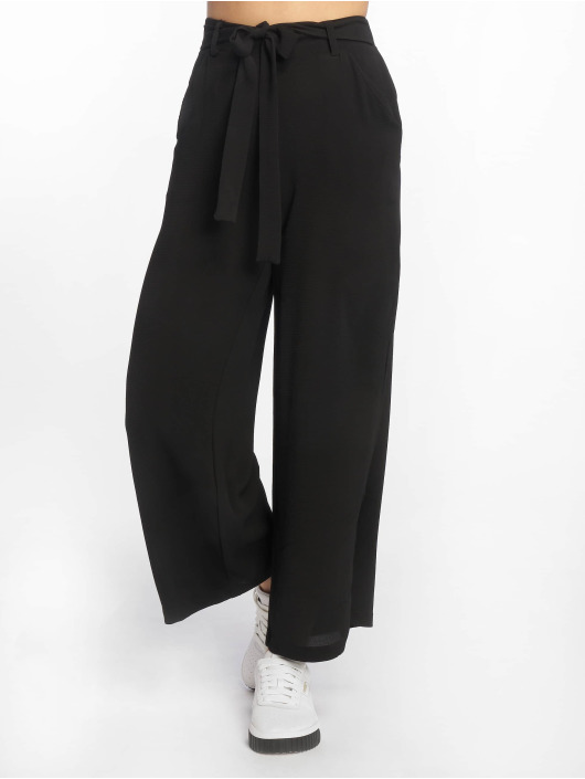 Pieces Chino pants pcNellie Noos black