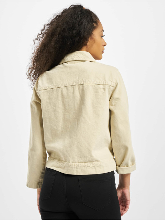Pieces Lightweight Jacket pcAsli Colored - VI BC beige