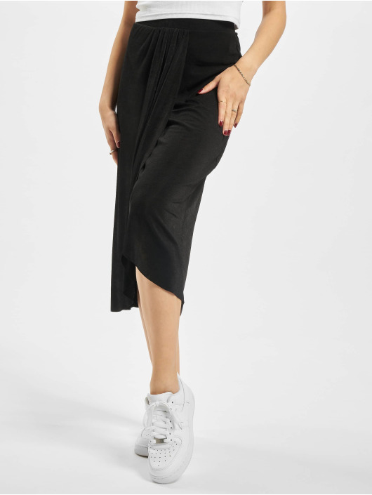 Pieces Skirt pcAlba black