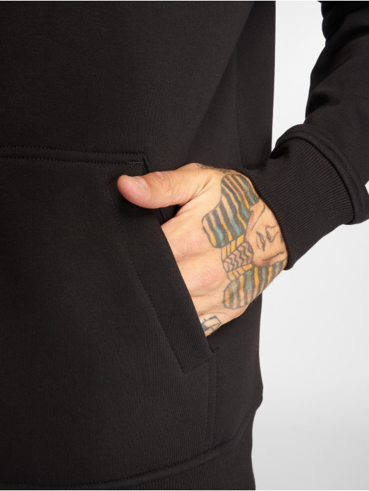 Pink Dolphin Zip Hoodie 8-Ball Reflection black