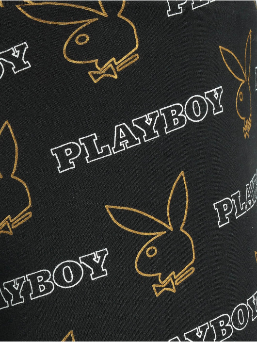 Playboy x DEF Boxer Short 2er Pack AOP black