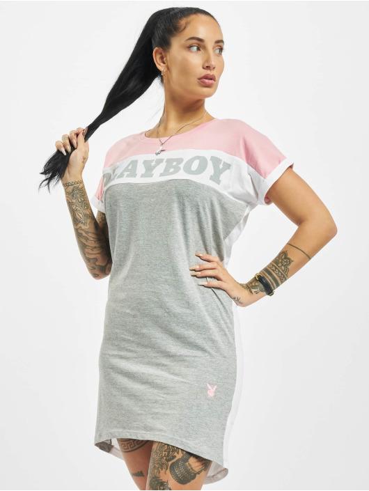 Playboy x DEF Dress T-Shirt gray