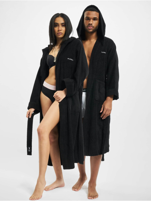 Playboy x DEF Other Bathrobe black