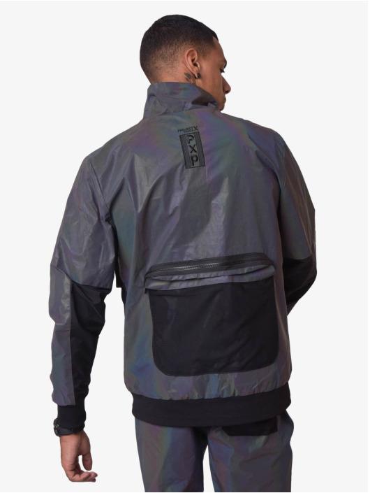 Project X Paris Lightweight Jacket Reflective black