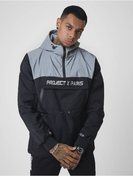 Project X Paris Lightweight Jacket Overhead black