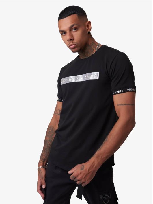 Project X Paris T-Shirt Logo black