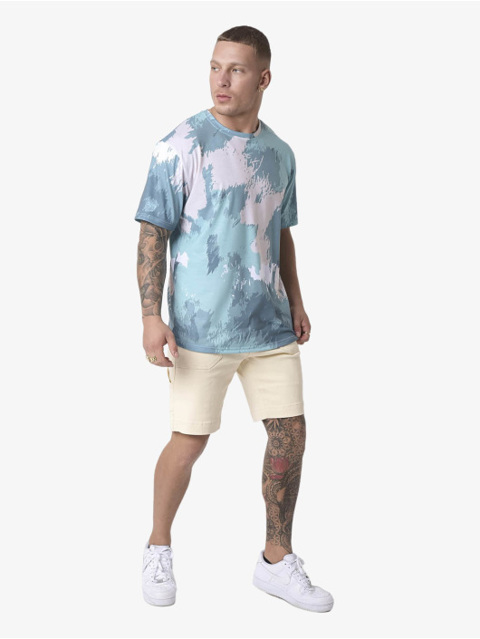 Project X Paris T-Shirt Painting Effect gray