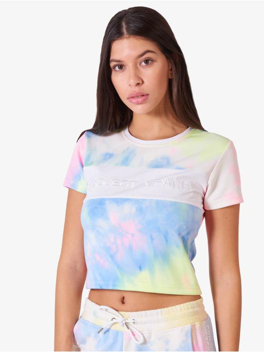 Project X Paris T-Shirt Tie-dya white