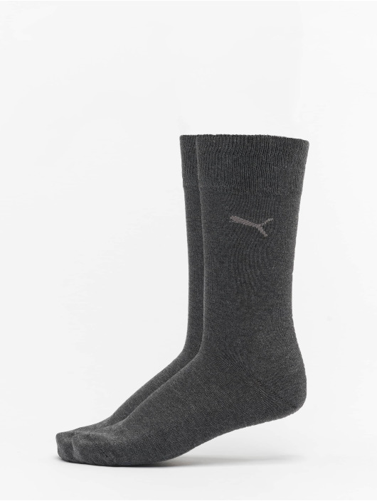 Puma Dobotex Socks 2 Pack Classic gray