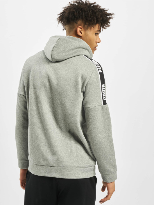 Puma Hoodie Amplified gray