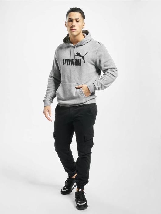 Puma Hoodie Essentials TR Big Logo gray