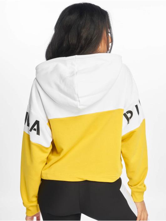 Puma Hoodie XTG yellow