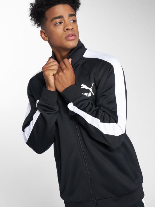 Puma Lightweight Jacket Classics T7 black
