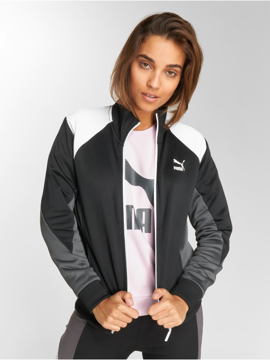 Puma Lightweight Jacket Retro black