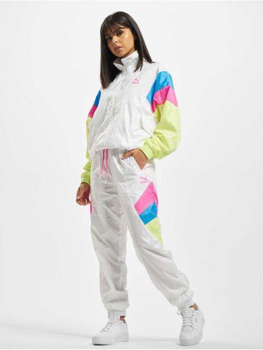 Puma Lightweight Jacket Woven white
