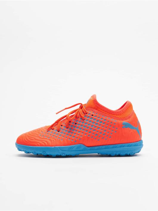 Puma Performance Sneakers Future 19.4 TT Junior orange