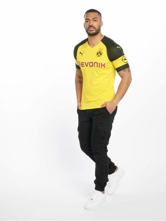 Puma Performance Soccer Jerseys BVB Home Replica Evonik Logo yellow