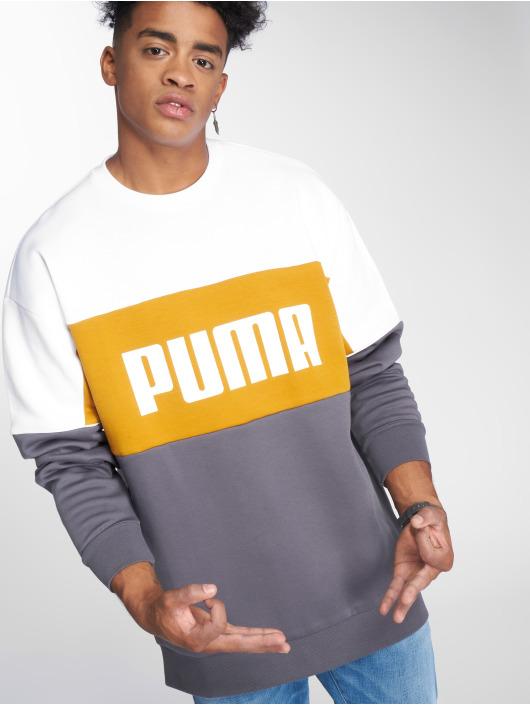 Puma Pullover Retro Dk gray